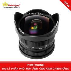 Ống kính 7artisans 7.5mm F/2.8 Fisheye Manual Focus Lens (Fuji X mount)