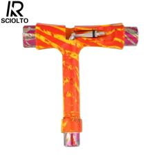 (Free Shipping)SCIOLTO SPORTS Fish Skateboard Tools T Roller Wheel Tightening Mounting Assembly Necessity Kid – intl