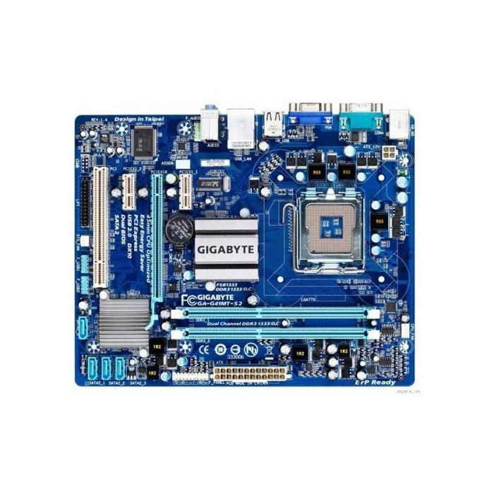 Bảng Giá Main Gigabyte-G41-SK 775 Full Chip Tại conghieu