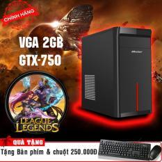 Thùng chơi game – Gaming G860/ Ram 4G/ Vga GTX 750 2G