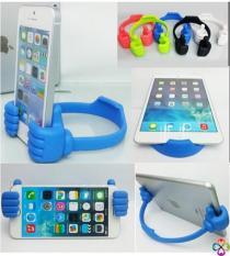 {Freeship} Giá đỡ điện thoại và máy tính bảng hình bàn tay.