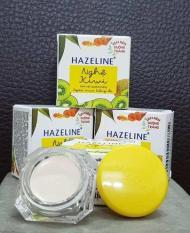 Combo 50 hộp kem nén Hazeline ngừa mụn trắng da 3g/hộp