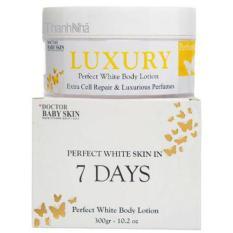 Kem dưỡng trắng da ban đêm Doctor Baby Skin SPF40 – 300g