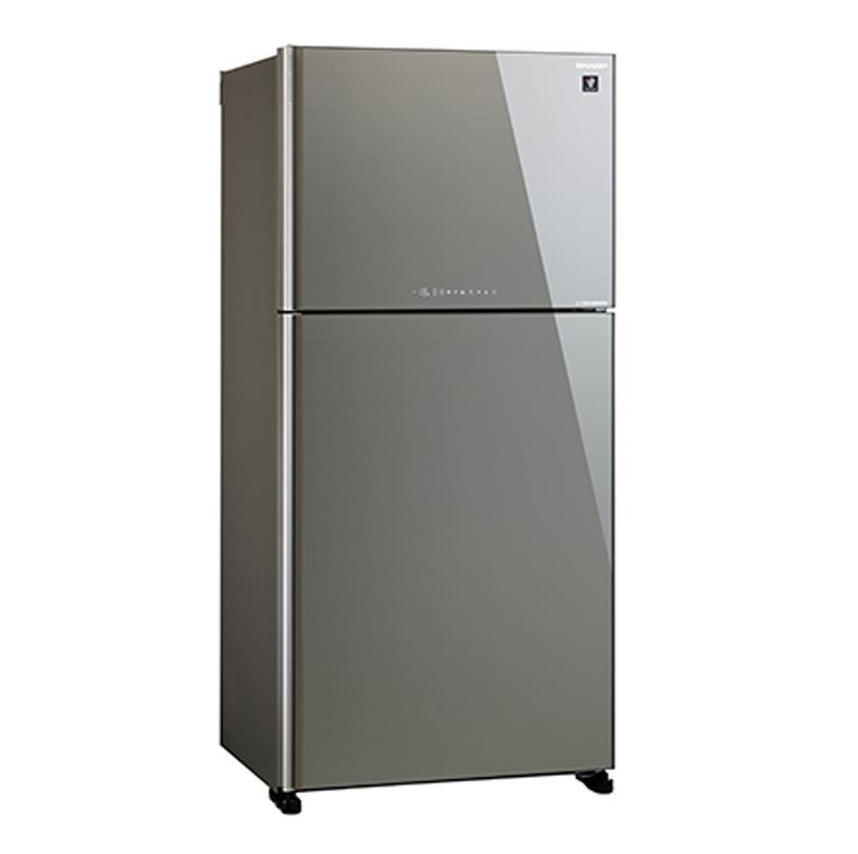Tủ lạnh Sharp SJ-XP555PG-SL
