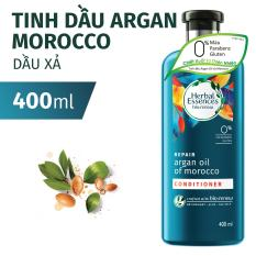 Dầu Xả Herbal Essences Tinh dầu MoroccanArgan 400ml