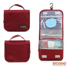 Túi mỹ phẩm treo du lịch cao cấp Sicogo