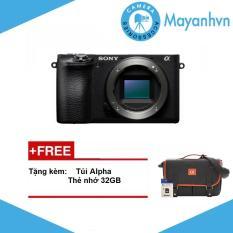Sony A6500 Body (Hàng chính hãng) + tặng thẻ nhớ 32gb và túi sony
