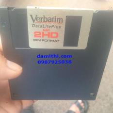 Đĩa mềm 1.44MB 2HD Verbatim