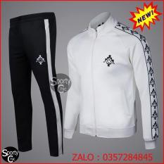 bộ quần áo thể thao nam Kapa cao cấp, bộ quần áo thể thao nam