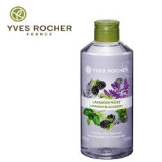Gel tắm YVES ROCHER RELAXING BATH AND SHOWER GEL LAVANDIN BLACKBERRY 400 ML BOTTLE
