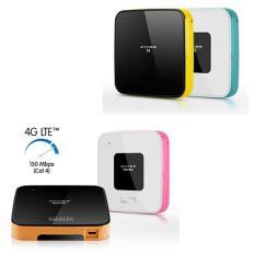 Bộ phát wifi 4G Alcatel EE40 tốc độ 4G LTE 150Mbps – Hỗ Trợ 15 User