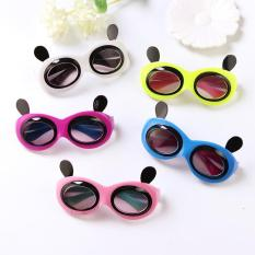 Mắt kính dễ thương (panda – chống tia UV)