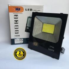 Đèn Pha Led 100W chống nước (ánh sáng trắng) – MD106