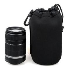 01 Túi chống sốc ống kính Lens máy ảnh Matin size L_Chiều cao tối đa 18cm