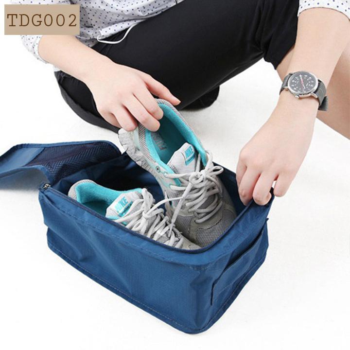 Túi đựng giày thể thao,sneaker, dép đi du lịch, Túi bảo quản giày dép TDG002