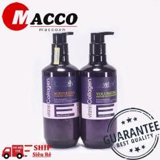 Cặp dầu gội xả Vitamin E 500ml – siêu mượt chống rụng tóc 99,9%