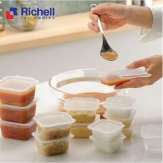 Bộ 6 hộp chia thức ăn Richell RC98108 150ml