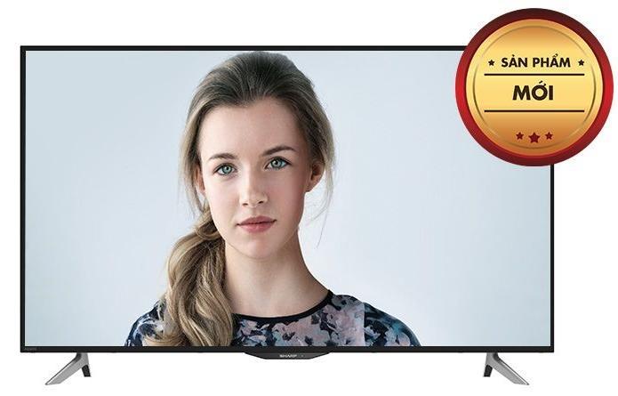 Smart TV, Androi 4K LC-60UA6800X