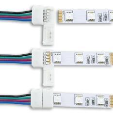 Bộ 2 đầu nối dây led 5050RGB nối tiếp