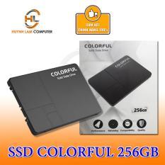 SSD 256gb – SSD 256gb Colorful SL500 tốc độ 540/490Mbs – Hãng phân phối