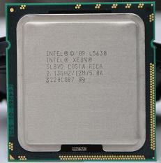 CPU INTEL XEON L5630 2.13GHZ SK 1366 4 CORES 8 THREADS mua tiết kiệm