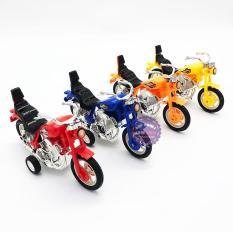 Đồ chơi xe mô tô mini bằng nhựa chạy trớn 668K – ĐỒ CHƠI CHỢ LỚN
