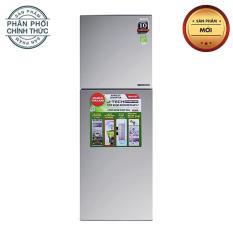 Tủ lạnh 2 cửa Inverter Sharp SJ-X251E-SL, SJ-X251E-DS – 241L (Bạc)