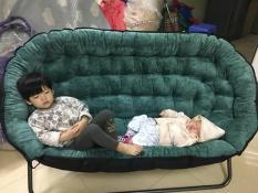 Ghế Sofa Đôi Màu Xanh Cổ Vịt|Ghế Sofa Đẹp|Ghế Sofa Giá Rẻ|Ghế Sofa Nhà Xuân