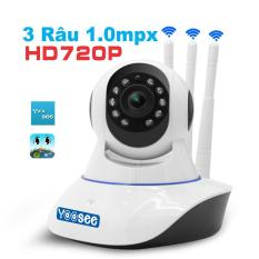 Camera Wifi YooSee – 3 Anten HD720P