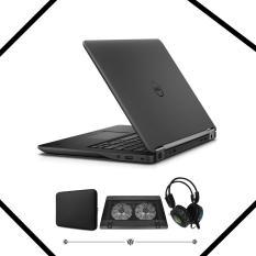 Laptop Dành cho Doanh Nhân Dell Latitude E7450 (i5-5300U, 14inch, 4GB, HDD 2TB) + Bộ Quà Tặng