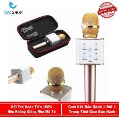 Micro Karaoke Q7 Loa BLuetooth-Mic Thế Hệ Mới