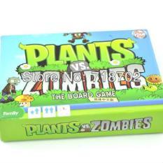 Trò chơi Boardgame Planst vs Zombies game giái trí vui nhộn