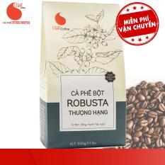 Cà phê rang xay nguyên chất 100% Robusta – Thượng hạng – Light Coffee – 500gr