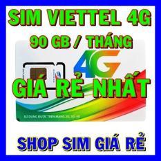 SIM 4G – THÁNH SIM 4G VIETTEL MT5C ( 90 GB/THÁNG – 3GB/NGÀY ) – SHOP SIM GIÁ RẺ