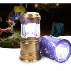 Đèn lồng đa năng sử dụng trong lều hoặc ngoài trời – có pin sạc