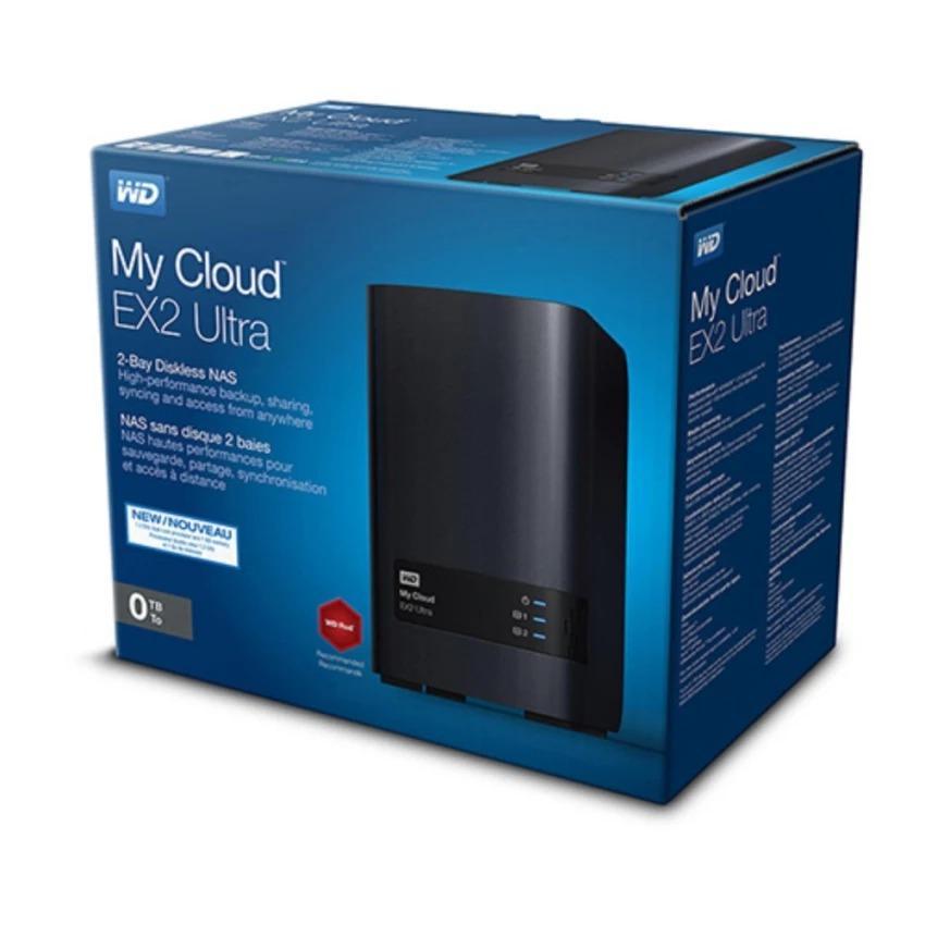 Giá Ổ cứng WD My Cloud EX2 Ultra – 0TB Tại TT Computer