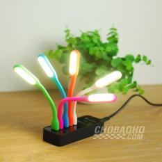 Bộ 5 đèn Led cắm bằng cổng USB siêu sáng (nhiều màu)
