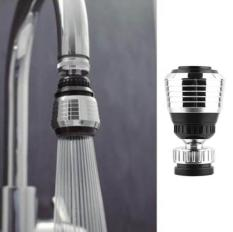 Đầu vòi rửa chén xoay đa chiều 2 chế độ phun tiết kiệm nước
