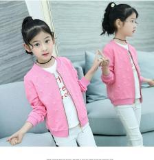 Áo khoác len cho bé gái từ 16 tới 45 kg