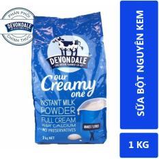 Sữa Bột Devondale Fullcream 1kg