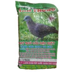 Hạt Ngũ Cốc Chim Cu Gáy Anh Thông 300g – Thức Ăn Chim Cu
