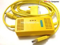 Cáp lập trình cho Mitsubishi PLC USB-SC09+ USB to RS422 Adapter for MELSEC FX & A PLC