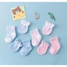 Set bao tay và tất cho trẻ sơ sinh