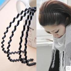 Bờm tóc nữ lượn sóng – cài tóc gợn sóng