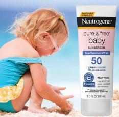 Kem chống nắng Neutrogena Pure Baby