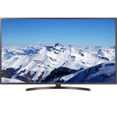 Smart TV LG 49inch 4K Ultra HD – Model 49UK6340PTF (Đen) – Hãng phân phối chính thức