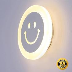 Đèn trang trí gắn tường icon smile C649