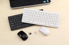 Bàn phím , chuột không dây K06 cao cấp tặng miếng phủ bàn phím