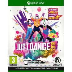 Đĩa game Just Dance 2019 dành cho máy xbox one / Xbox one S / Xbox One X