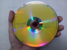 DVD trắng Maxell (Bán lẻ)